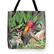 Sunny Cock Tote Bag