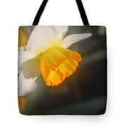 Sunny Daffodil Tote Bag
