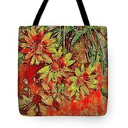 Sunny Day Yellow Daisies  Tote Bag