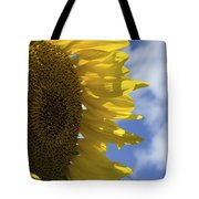 Sunny Faces And Blue Skies Tote Bag