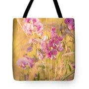 Sunny Garden 3 Tote Bag
