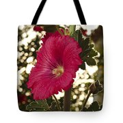 Sunny Garden Mayflower Tote Bag