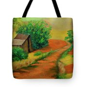 Sunny Horizons Tote Bag