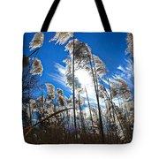 Sunny Marsh Beauty Tote Bag