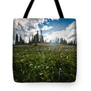 Sunny Meadows  Tote Bag