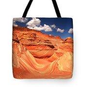 Sunny Northern Arizona Landscape Tote Bag