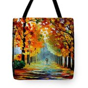Sunny October Tote Bag