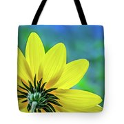 Sunny Outlook Tote Bag