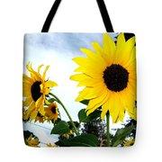 Sunny Slopes Tote Bag