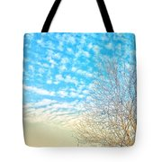 Sunny Tree Tote Bag