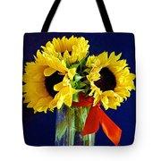 Sunny Trio Tote Bag