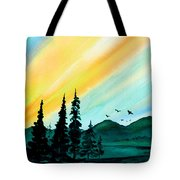 Sunrays Tote Bag