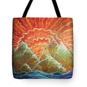 Sunrays Tote Bag