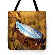 Sunrise And Sunglasses Tote Bag
