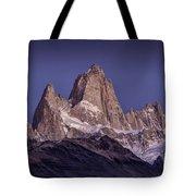 Sunrise At Fitz Roy Patagonia 8 Tote Bag