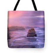 Sunrise At Gibson Steps Tote Bag