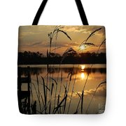 Sunrise At Grayton Beach Tote Bag