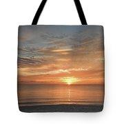 Sunrise At Hollywood Beach Tote Bag