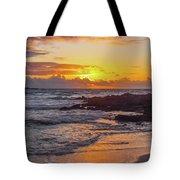 Sunrise At Makapu'u Tote Bag