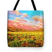 Sunrise At Montana De Oro Tote Bag