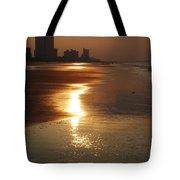 Sunrise At The Beach Tote Bag