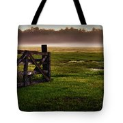 Sunrise At The Ranch Tote Bag