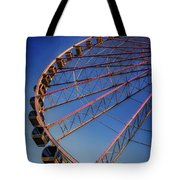 Sunrise At The Whee Tote Bag