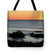 Sunrise At York Beach Tote Bag