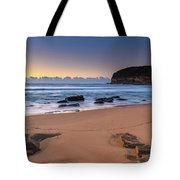 Sunrise By The Seaside Tote Bag
