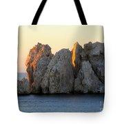 Sunrise Cabo 3 Tote Bag