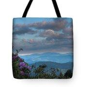 Sunrise Clouds Tote Bag