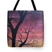 Sunrise From My Window Tote Bag
