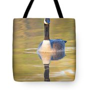 Sunrise Goose Tote Bag