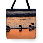 Sunrise Harmony Tote Bag