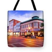 Sunrise In Annapolis Tote Bag