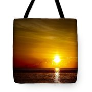 Sunrise In Florida / C Tote Bag