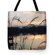 Sunrise In Grayton 3 Tote Bag