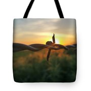 Sunrise In June  Tote Bag