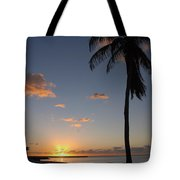 Sunrise In Key West 2 Tote Bag