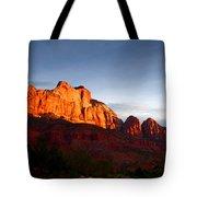 Sunrise In Utah Tote Bag