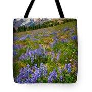 Sunrise Meadow Tote Bag