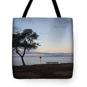 Sunrise, Moonfall Tote Bag