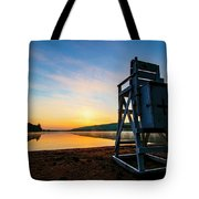 Sunrise On Eighth Lake 1 Tote Bag