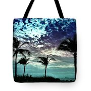 Sunrise On Miami Beach Tote Bag