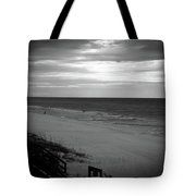 Sunrise On Santa Rosa Beach Tote Bag