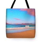 Sunrise On Sea Of Cortez Tote Bag