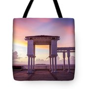 Sunrise On The Caribbean Tote Bag