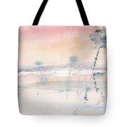 Sunrise On The Lagoon Ccxv Tote Bag