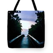 Sunrise On The Other Side Tote Bag