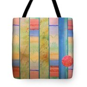 Sunrise On The Water Tote Bag